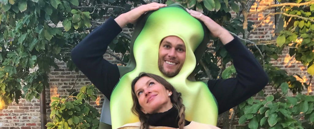 Gisele Bundchen and Tom Brady Halloween Costume 2017