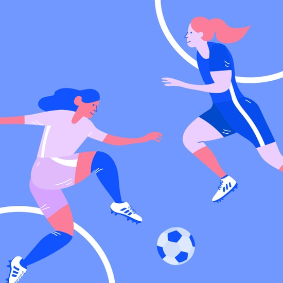 Women's Soccer Players and Rules