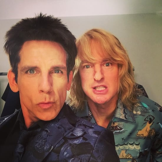 Pictures and Video of Ben Stiller on Runway for Zoolander 2