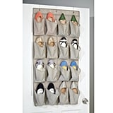InterDesign Axis Chevron Hanging Shoe Storage