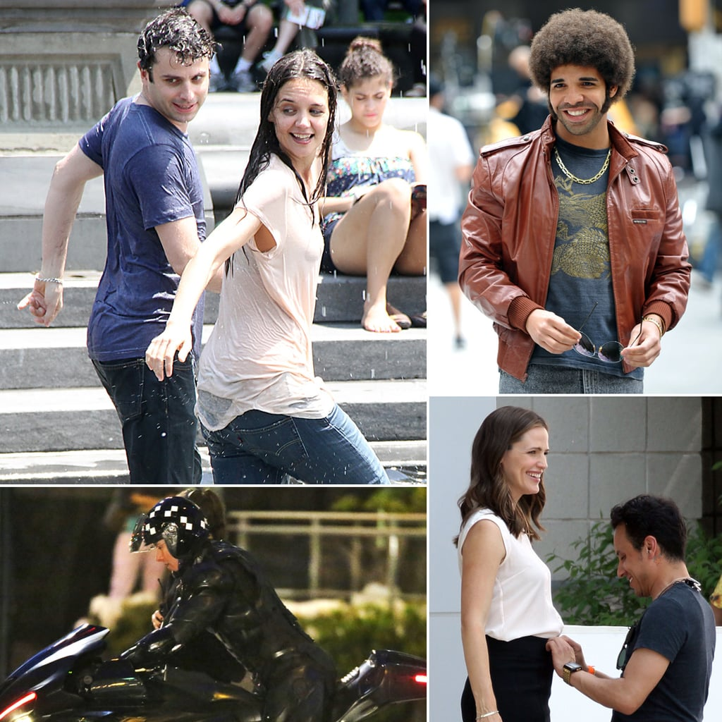 Celebrities on Set | Week of May 24, 2013