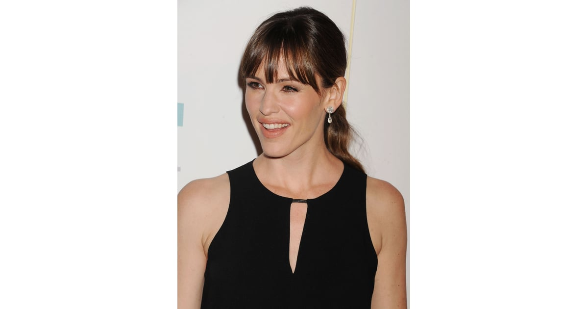 Jennifer Garner Tousled Waves Are Having A Major