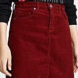 BlankNYC Blank Denim Cherry Pop Skirt