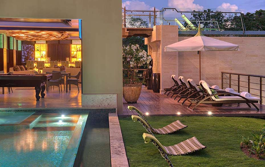 Kardashian family stays at villa manzu in costa rica for Costa rica luxury rentals