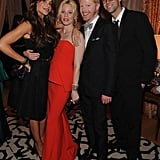 Sofia Vergara, Elizabeth Banks and Jesse Tyler Ferguson got together for a photo.