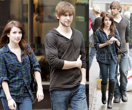 emma roberts and chace crawford dating Find great deals on ebay for emma roberts poster and emma watson poster twelve chace crawford emma roberts rory culkin original d/s 26x40 movie poster.
