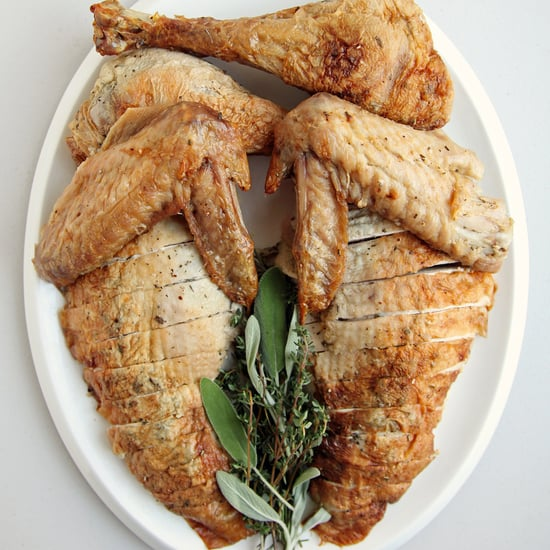 Easy Herb-Roasted Thanksgiving Turkey Recipe
