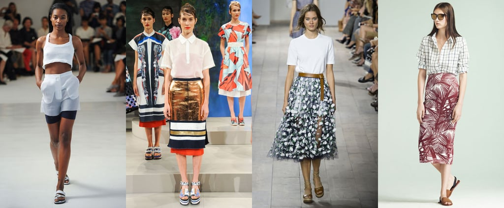 Most Wearable Runway Looks From Spring 2015 Fashion Week