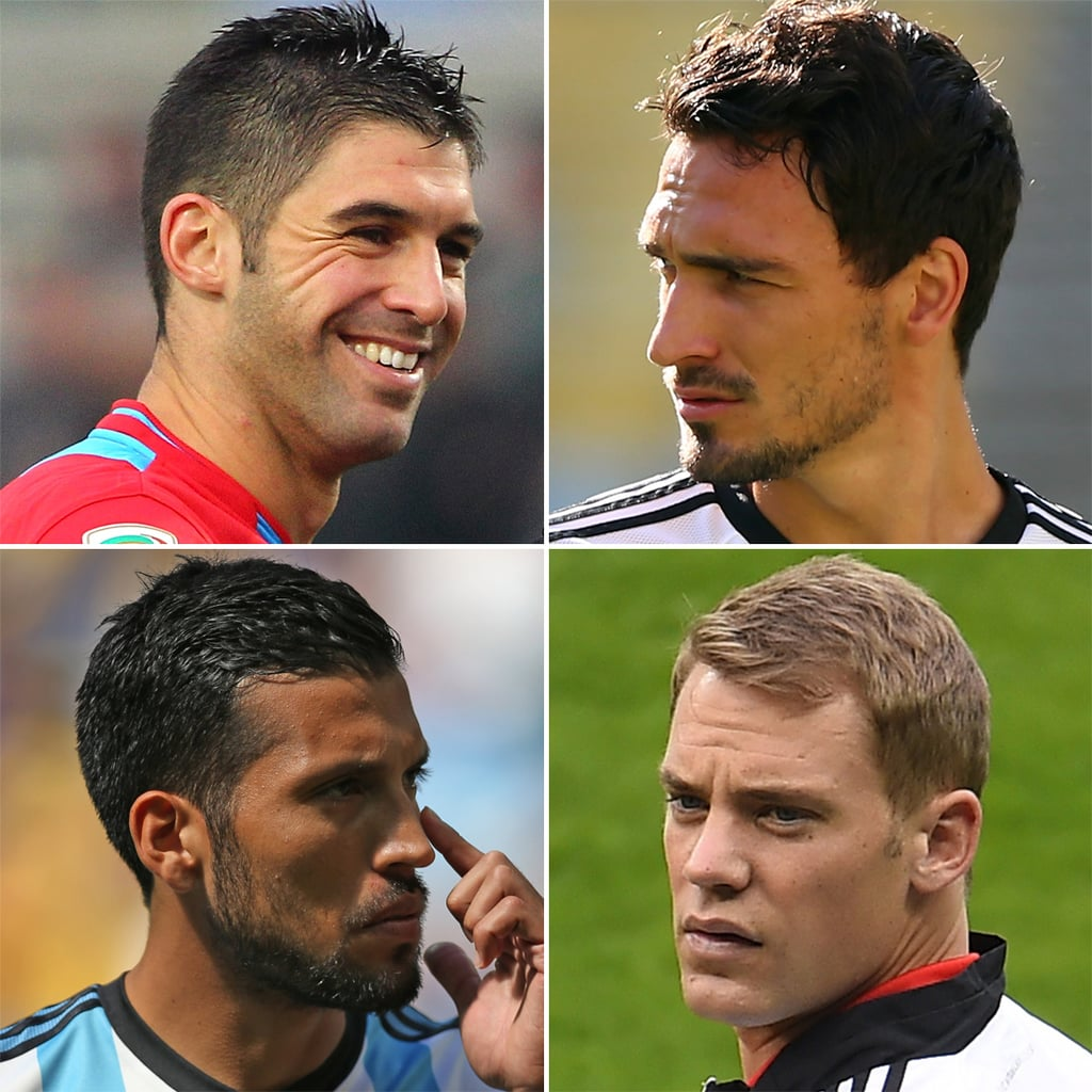 Every Single Sexy Player Going to the World Cup Final