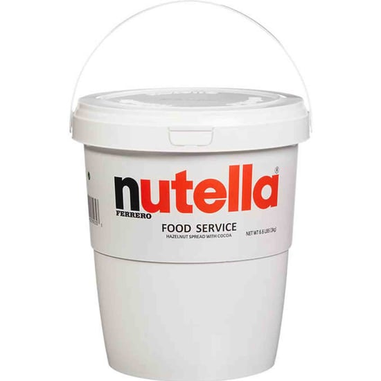 Costco's 7-Pound Tub of Nutella