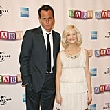 No. 10 Will Arnett and Amy Poehler
