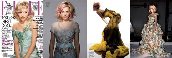 Rachel Missed Oscars But Still Enjoys the Dresses