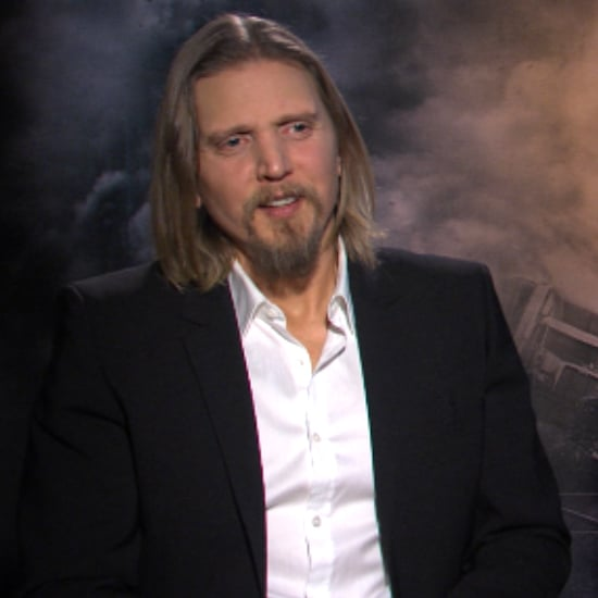 Barry Pepper Interview About Snitch | Video