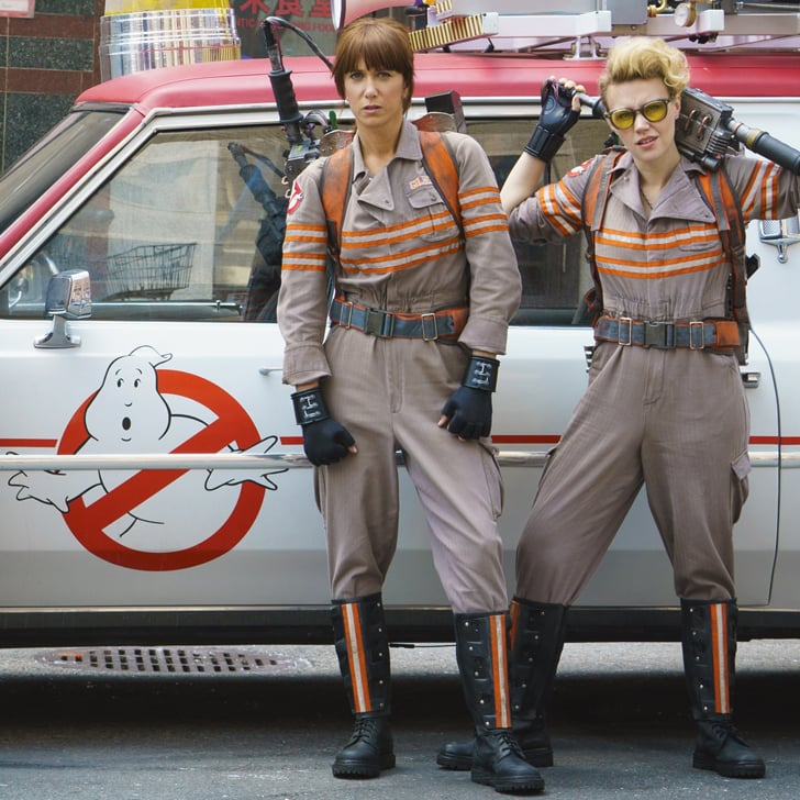 ghostbusters popsugar entertainment