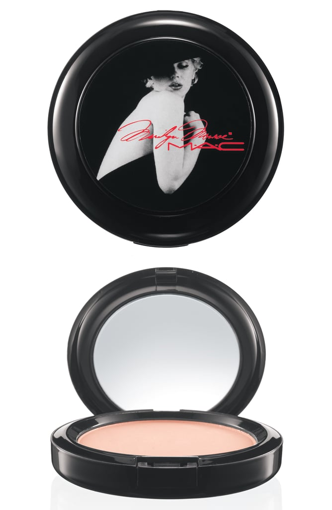 Beauty Powder in Forever Marilyn, a pale peach highlighter ($28)
