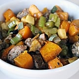Sausage, Apple, and Squash Stuffing
