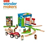 Fisher-Price Wonder Makers Design System Build Around Town Starter Kit