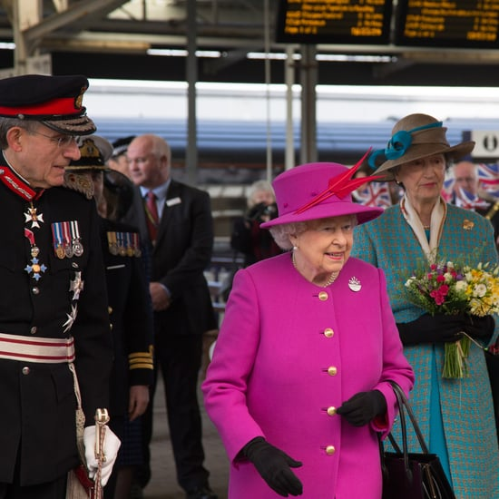Why Do People Have to Walk Behind the Queen?