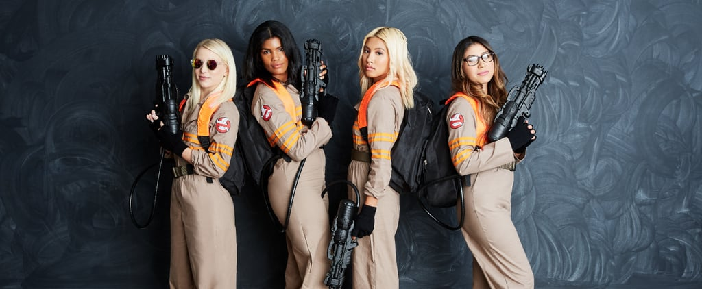 Who Ya Gonna Call For a Group Halloween Costume? Ghostbusters!