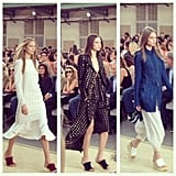We know what a girl wants. Chloé . . . and lots of it.  Source: Instagram user popsugarfashion