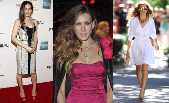 Sarah Jessica Parker Announced President and Chief Creative Officer of Halston 2010-01-19 12:00:22