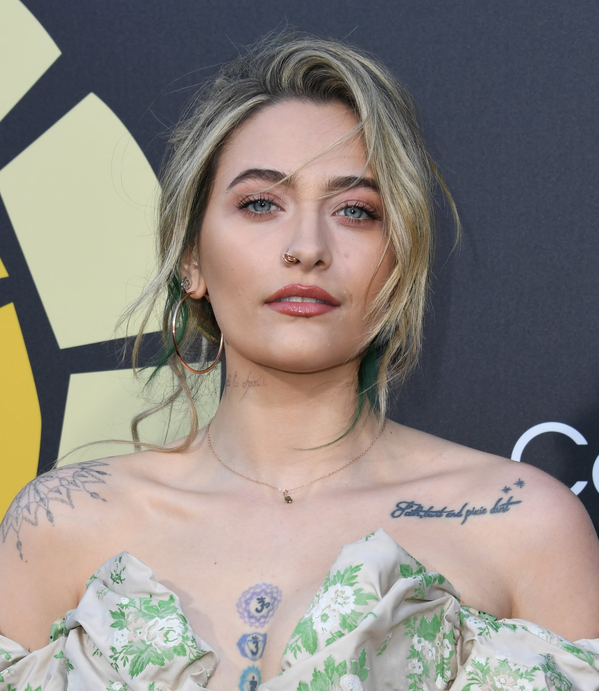 UNIVERSAL CITY, CALIFORNIA - JUNE 26:  Paris Jackson arrives at CTAOP's Night Out 2021: Fast And Furious at Universal Studios Backlot on June 26, 2021 in Universal City, California. (Photo by Jon Kopaloff/Getty Images)