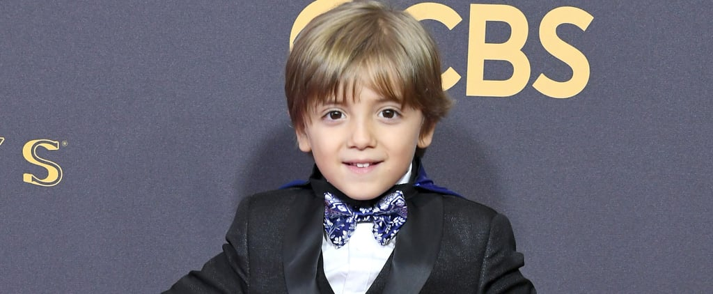 Modern Family's Jeremy Maguire's Emmy Red Carpet Interview