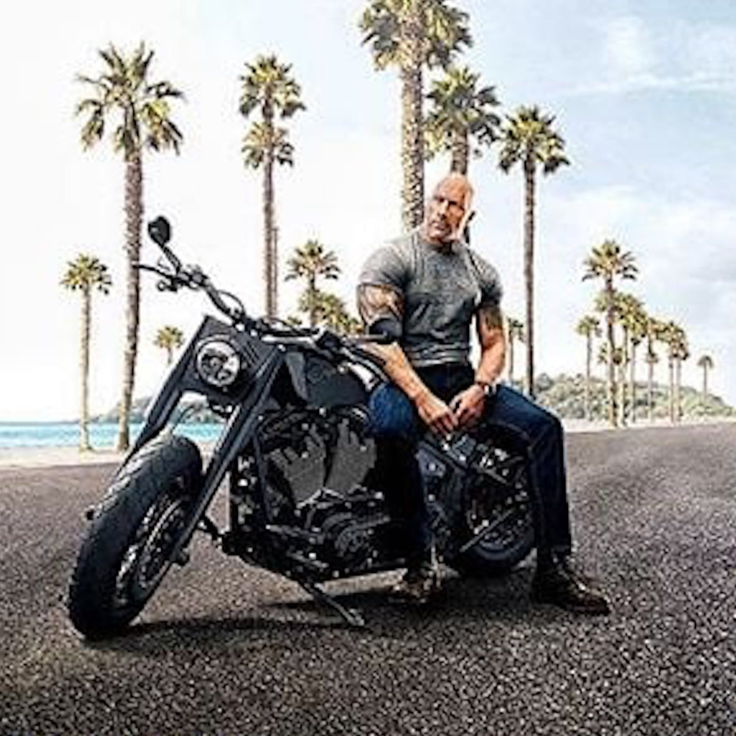 Hobbs And Shaw Movie Posters Popsugar Entertainment