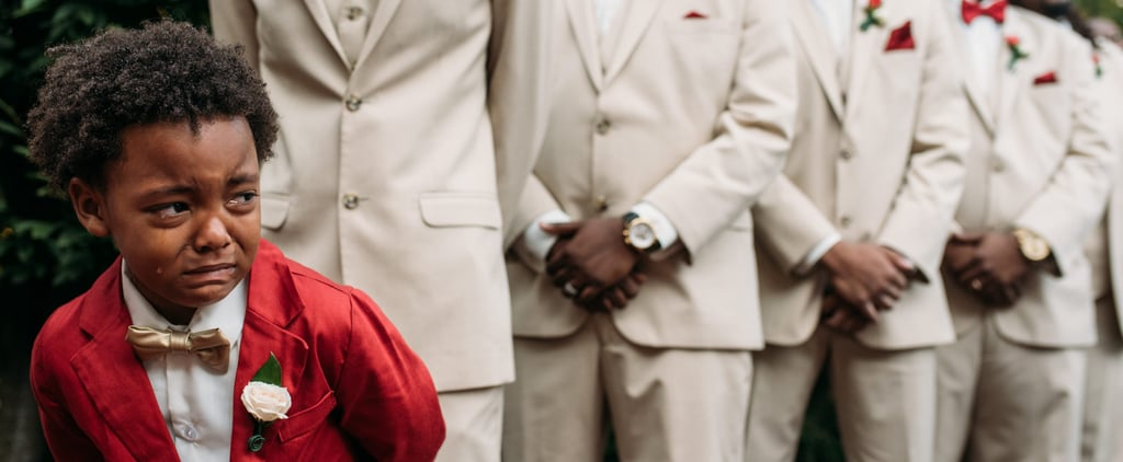 "Wedding Photographer on Prioritizing a Photo of the Bride's Son Over Her: ""This Was THE Moment"""