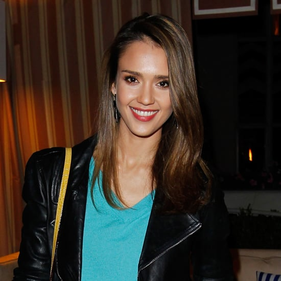 Interview With Jessica Alba About Motherhood and Her Book
