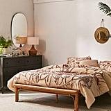 Wren Rattan Bed