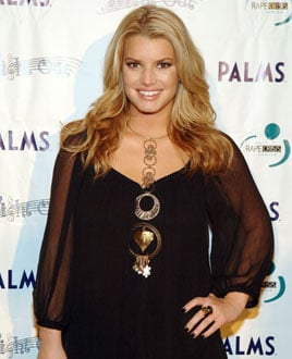 Jessica Simpson in Virginia