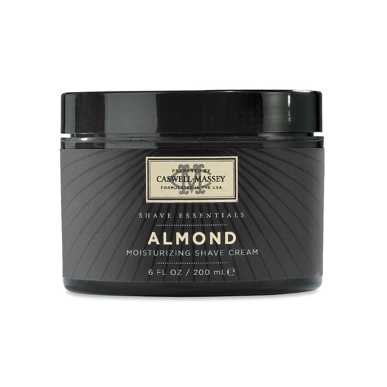 When it comes to shaving cream, it's OK to borrow from the boys. Caswell-Massey's almond-scented shave cream ($25) is formulated to tackle beards, so getting rid of your own unwanted hair is a cinch.