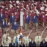 Team USA at the 1992 Olympics