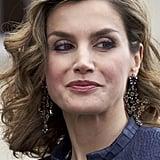 Queen Letizia's Zara Earrings