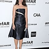 Kristin Davis attended the amfAR 3rd Annual Inspiration Gala in LA.