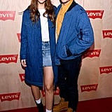 Dylan Sprouse and his leading love, Hungarian supermodel Barbara Palvin