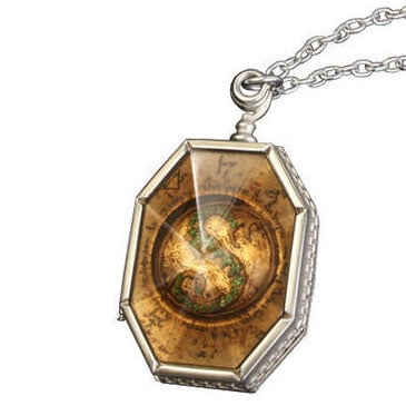 Horcrux Locket ($65)