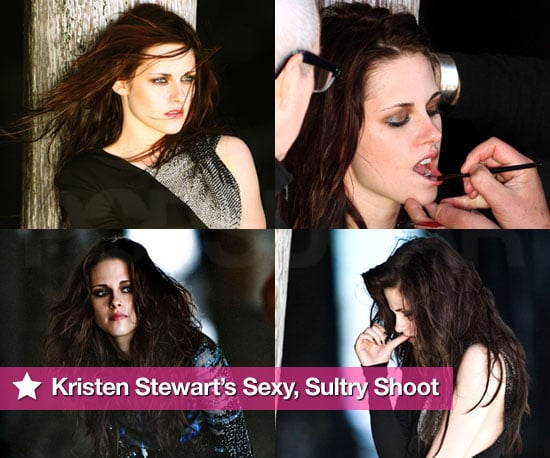 Sexy Photos of Kristen Stewart in Santa Monica Photo Shoot