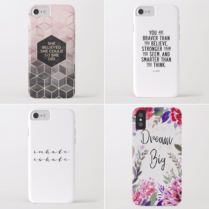 The Powerful Quotes on These 21 Phone Cases Will Inspire You Daily