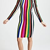 Milly Verticle Stripe Dress