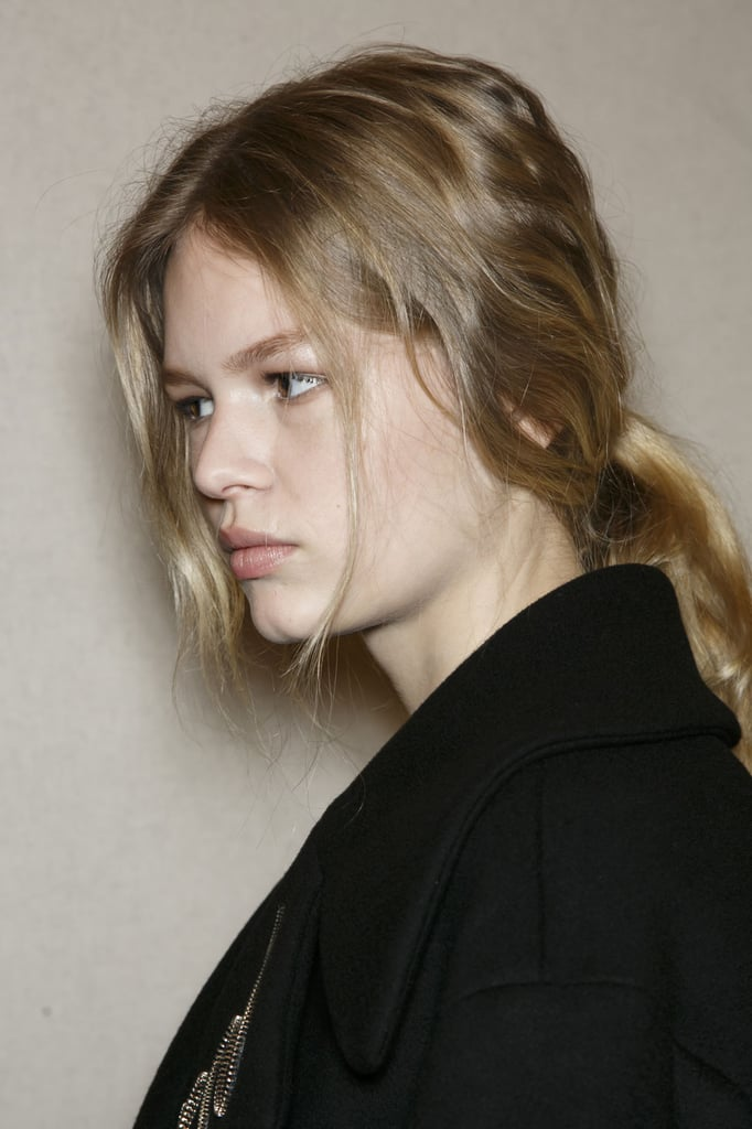 Stella McCartney Fall 2014 Hair and Makeup | Runway Pictures