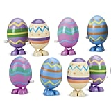 Easter Wind-Up Hopping Eggs