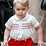 When Prince George Made This Hilarious Face