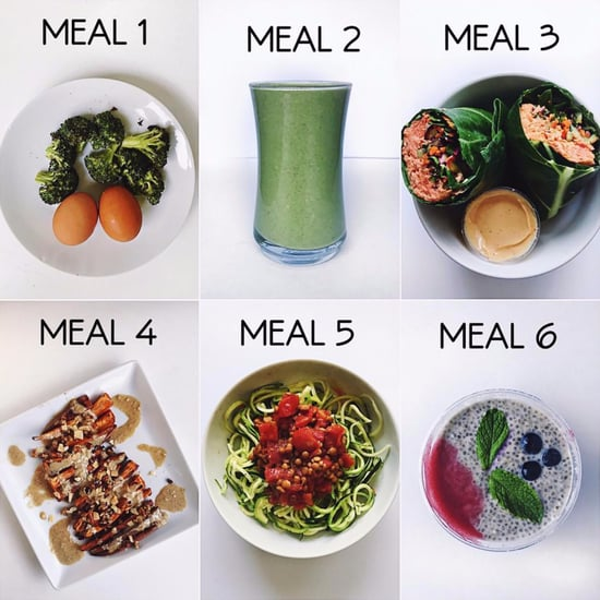 What People Eat in a Day