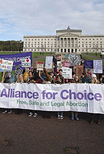 Northern Ireland Legalizes Abortion and Same-Sex Marriage