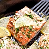 Healthy Lemon Garlic Salmon