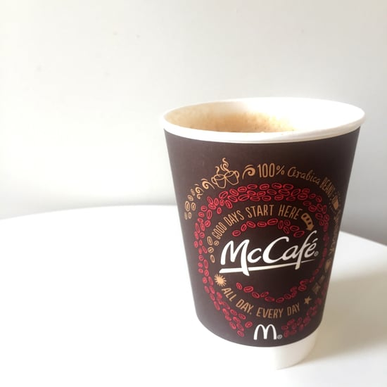 McDonald's Pumpkin Spice Latte Review