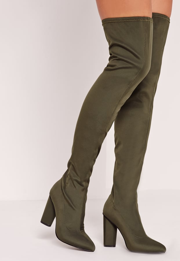 Affordable Over-the-Knee Boots | POPSUGAR Fashion
