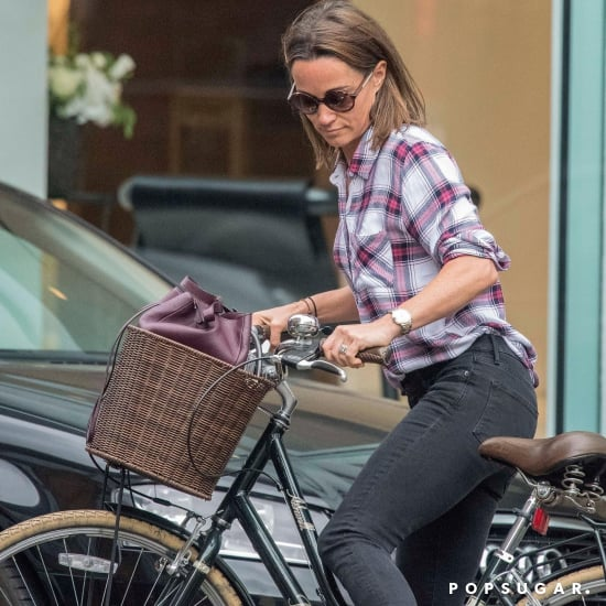 Pippa Middleton Wearing Stan Smiths